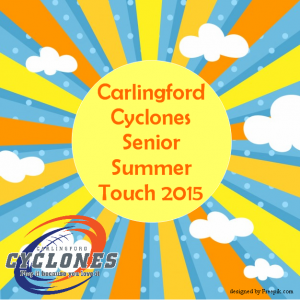 Carlingford Cyclones Touch Association